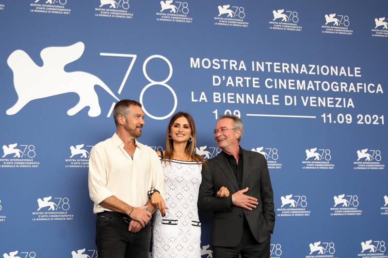 2021 09 04T180124Z 1 LYNXMPEH83095 RTROPTP 4 FILMFESTIVAL VENICE OFFICIAL COMPETITION