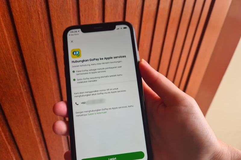 GoPay kini bisa untuk bayar di layanan Apple thumbnail