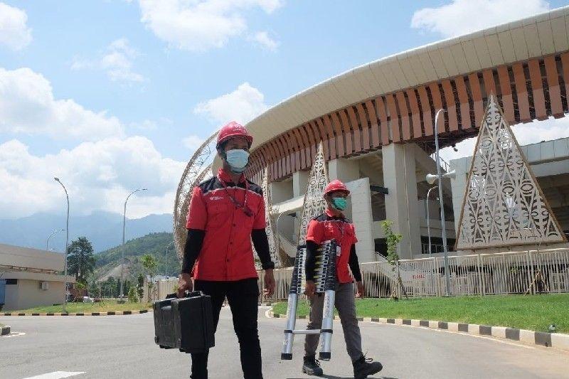 PT Telkom siapkan 891 titik WiFi gratis di arena PON Papua thumbnail