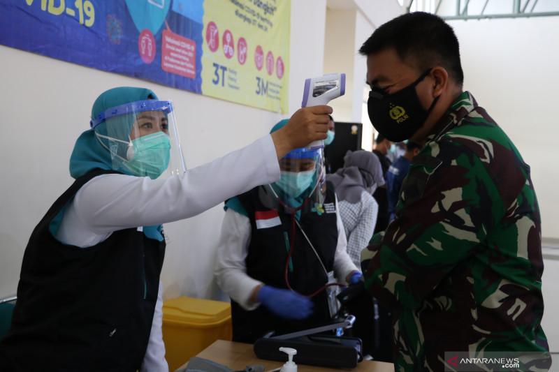 Kodim 0730 gelar Gerakan Serbuan Vaksinasi 100 ribu dosis