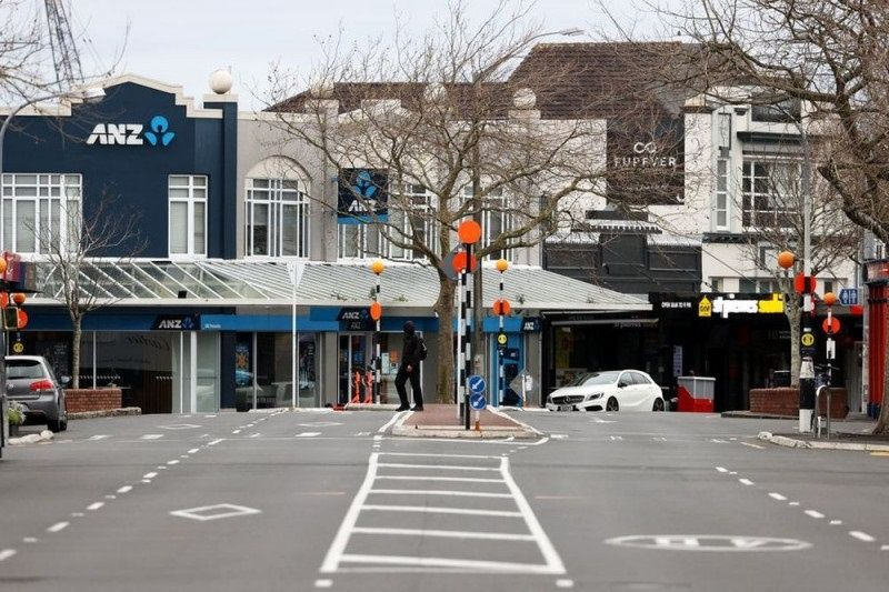 Selandia Baru tetap kunci ketat Auckland untuk redam varian Delta