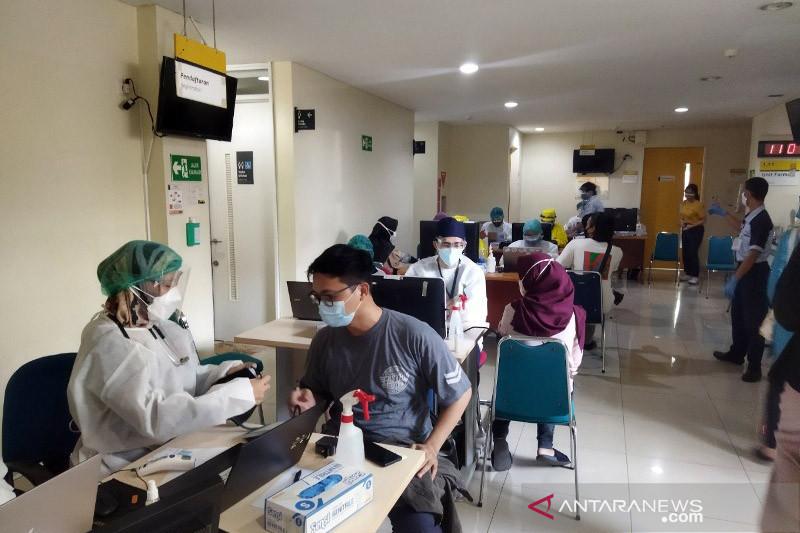 UI tambah sentra vaksinasi di RSKGM di Kampus Salemba