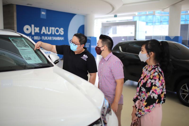CEO OLX Autos sambut pelanggan di #CARnavalCeria