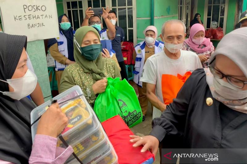 Bupati Bogor minta BPBD-BIG investigasi meluapnya Sungai Cidurian