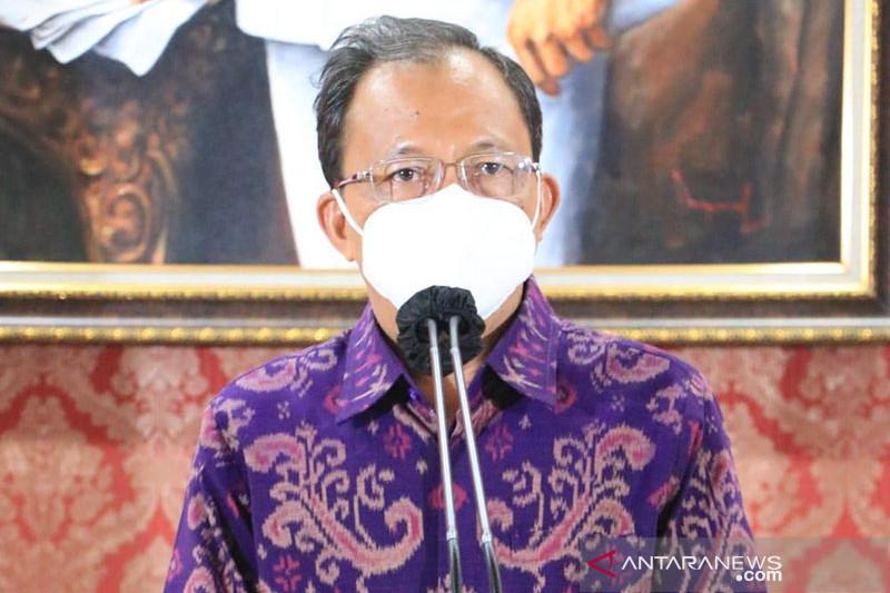 Gubernur Bali: Mal dan DTW bisa dibuka dengan kapasitas 50 persen