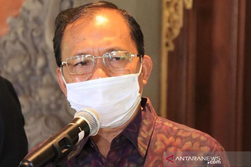 Gubernur Bali: Warga positif COVID-19 gejala sedang harus segera ke RS