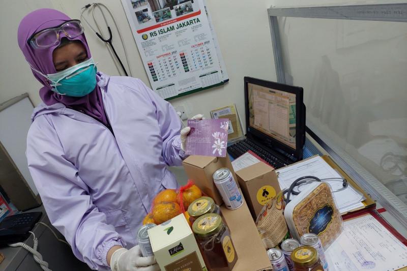 Yayasan AHM distribusikan donasi Paket Imun ke nakes