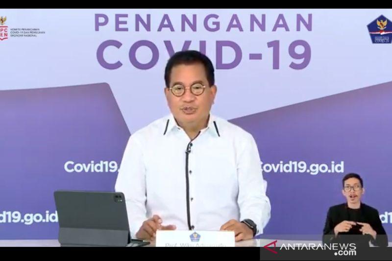 Satgas COVID-19: Varian Mu belum ditemukan di Indonesia