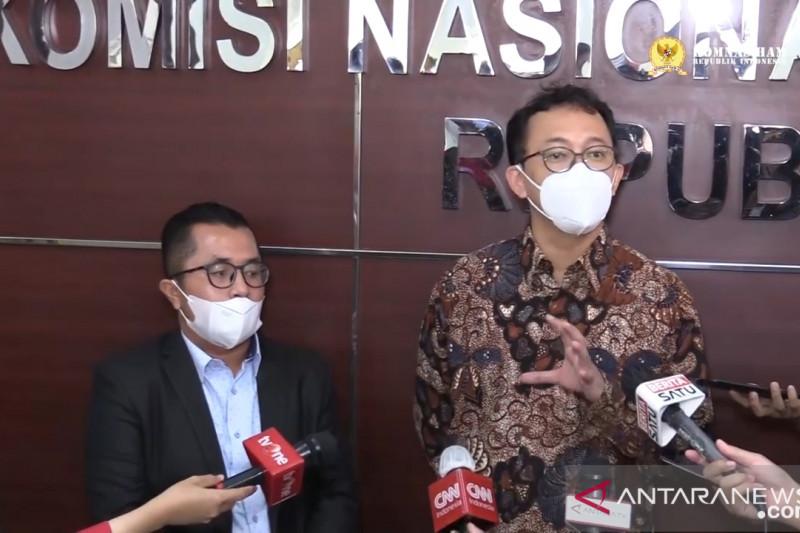 Komnas HAM setuju sikap MS minta keluarga pelaku tak dirundung