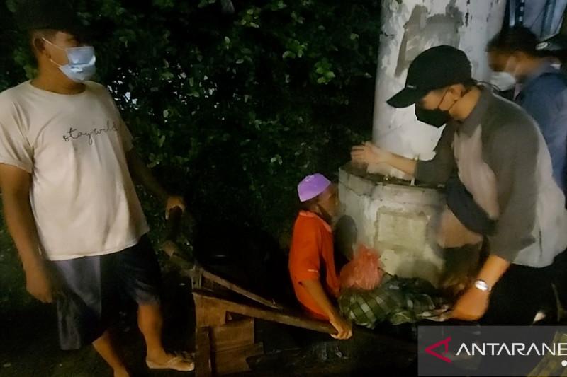 Sudinsos Jakarta Utara merazia PMKS