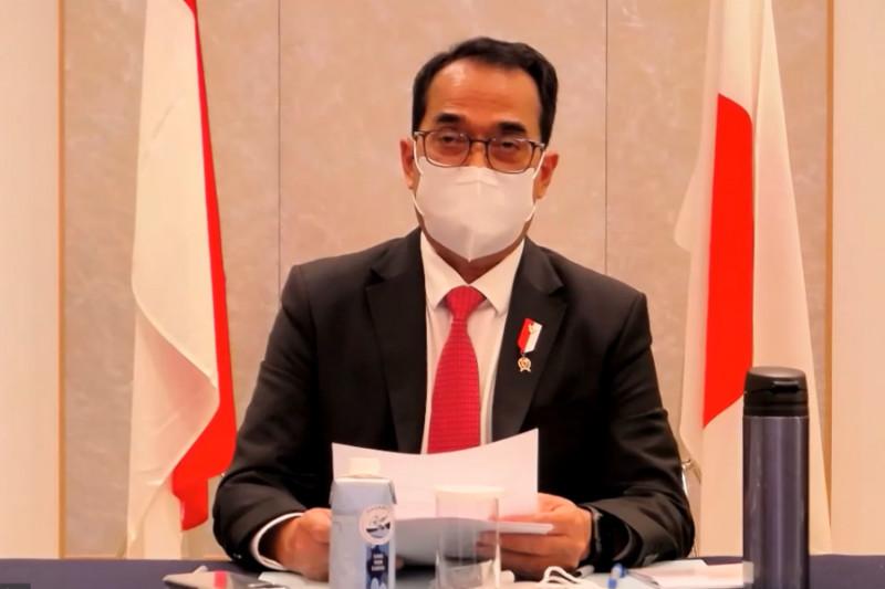 Kemenhub upayakan kenaikan TKDN pada proyek kerja sama dengan Jepang