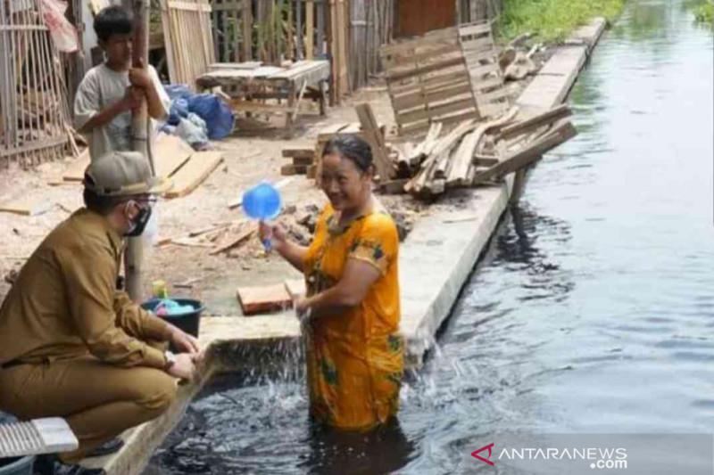 DPRD Bekasi minta aparat tindak pencemar Kali Cilemahabang