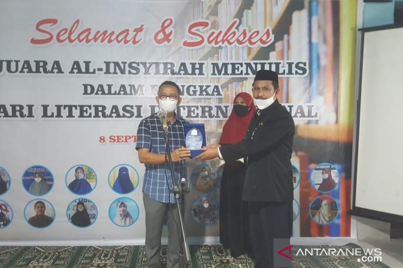 Sekolah Islam Al Insyirah Sulsel peringati Hari Literasi Internasional
