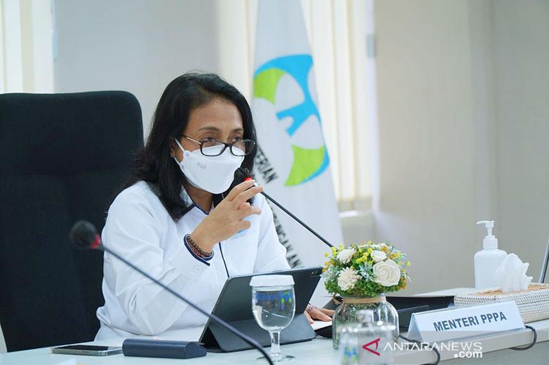 Menteri PPPA ingatkan 5 SIAP hadapi pembelajaran tatap muka