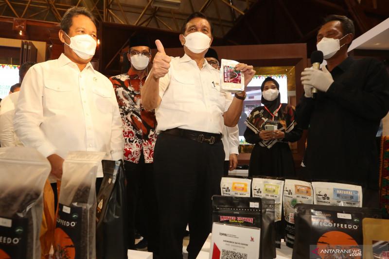Presiden Jokowi bentuk tim Gerakan Nasional Bangga Buatan Indonesia