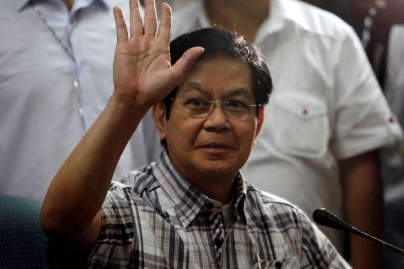 Senator Lacson kandidat pertama pilpres Filipina 2022