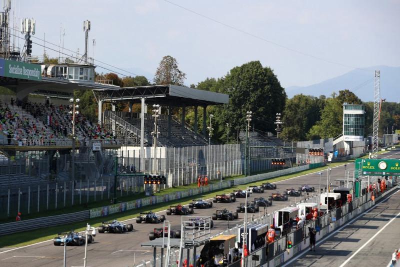 Statistik Grand Prix Italia