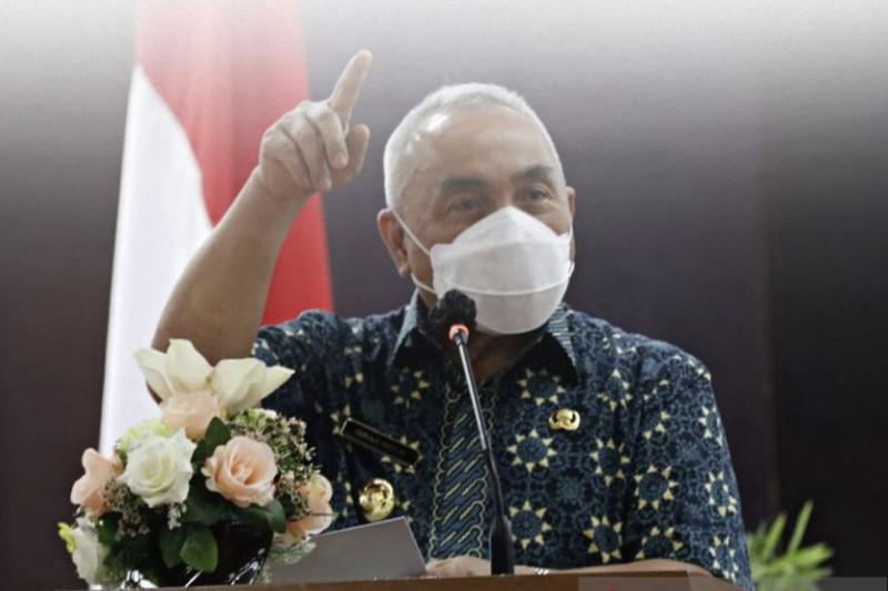 Gubernur Kaltim berharap dukungan Sulteng bangun IKN