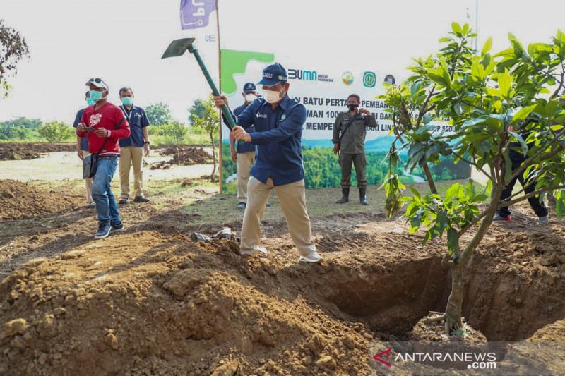 Program Taman Kehati Citarum Harum dapat sorotan di ajang AREA 2021