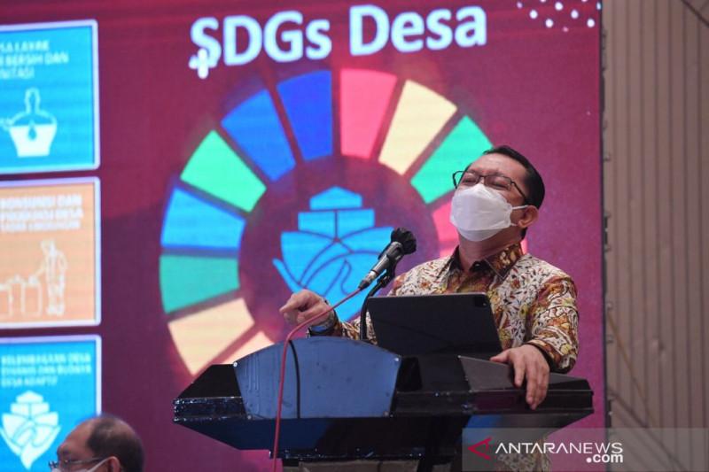 Kemendes PDTT ajak mitra dukung SDGs Desa