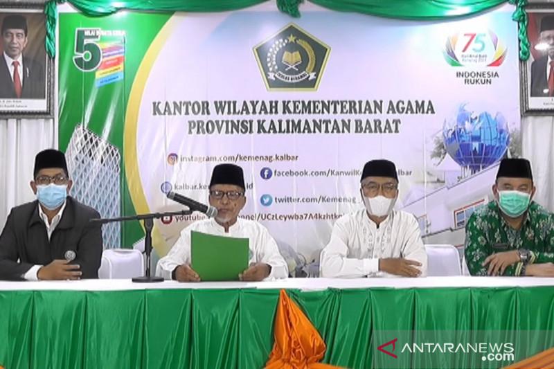 MUI Kalbar-FKUB bersama ormas Islam keluarkan pernyataan soal  JAI