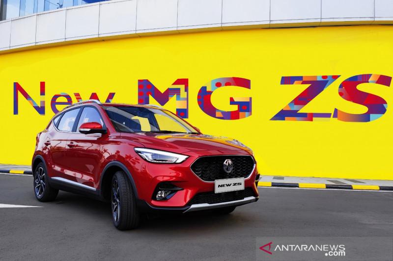 New MG ZS - SatuPos.com
