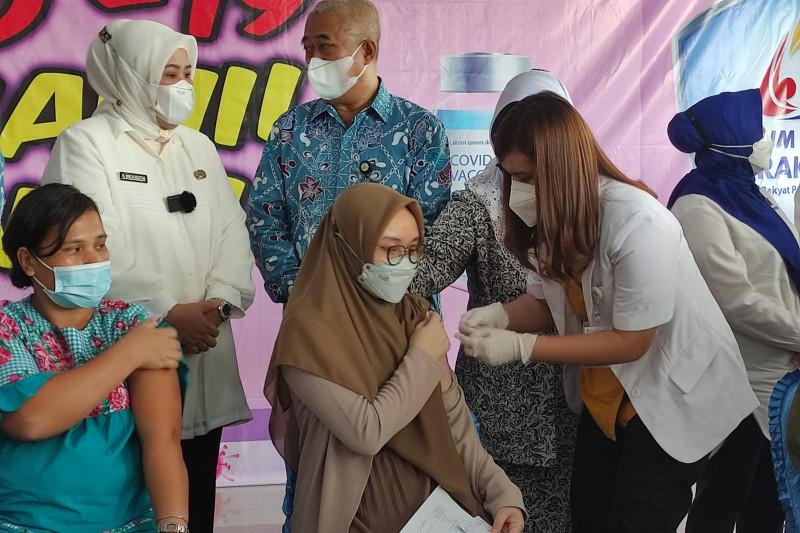 Batam mulai vaksinasi ibu hamil