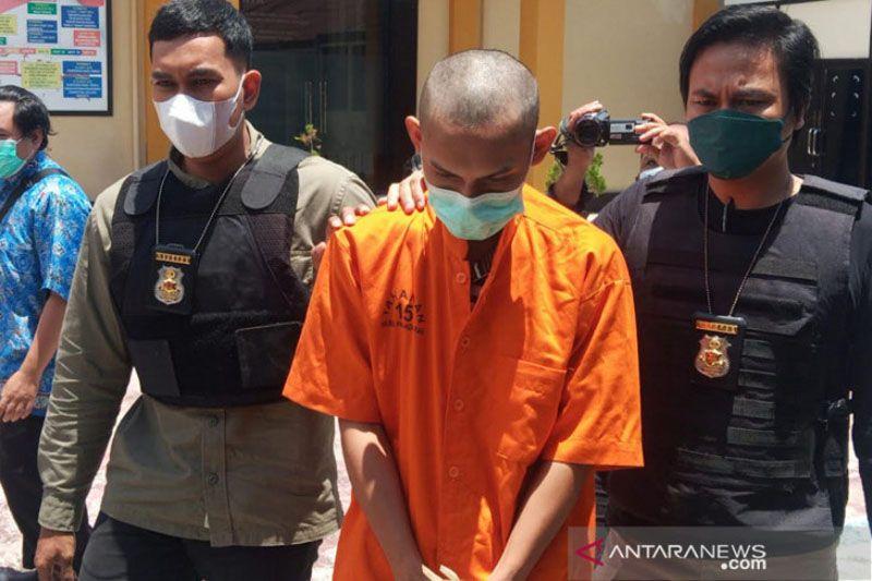 Polisi tangkap oknum mahasiswa pengguna sertifikat vaksinasi palsu