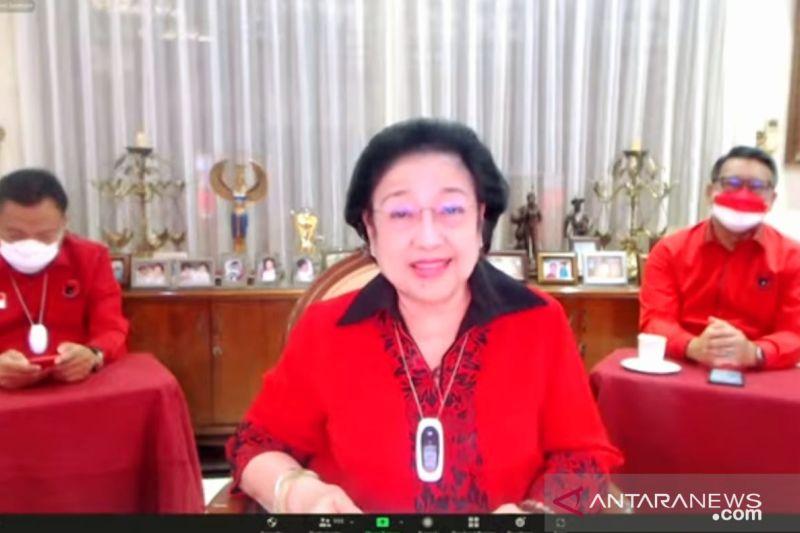 Kemarin, Megawati sehat walafiat hingga politisasi kebakaran Lapas