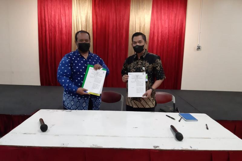BPJAMSOSTEK Rungkut-Himpaudi lindungi 800 tenaga pendidik