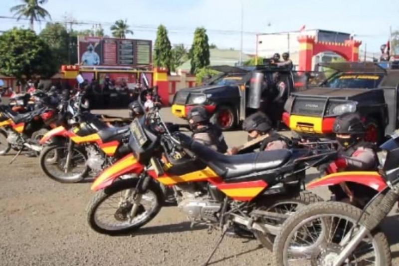 Brimob Polda Sulsel kirim personel bantu pengamanan PON Papua