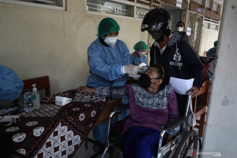Stok vaksin di Yogyakarta 114.000 dosis, tuntaskan vaksinasi Oktober