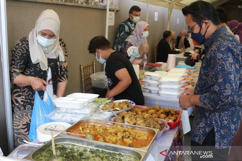 KJRI Istanbul angkat UKM kuliner milik diaspora di 'Indonesian Day'