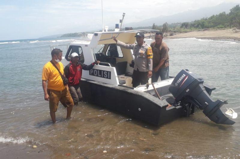 Gelombang tinggi jadi kendala pencarian korban banjir Manggarai Timur