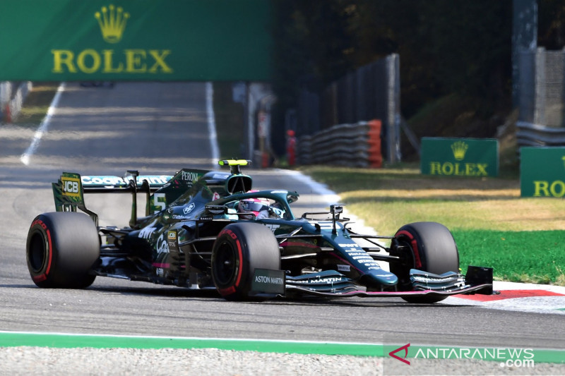 Bos Aston Martin harapkan Vettel bertahan di timnya