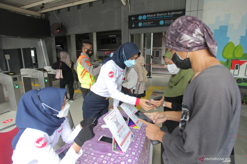 KAI: Syarat STRP KA lokal dihapus mulai 14 September, cukup vaksinasi