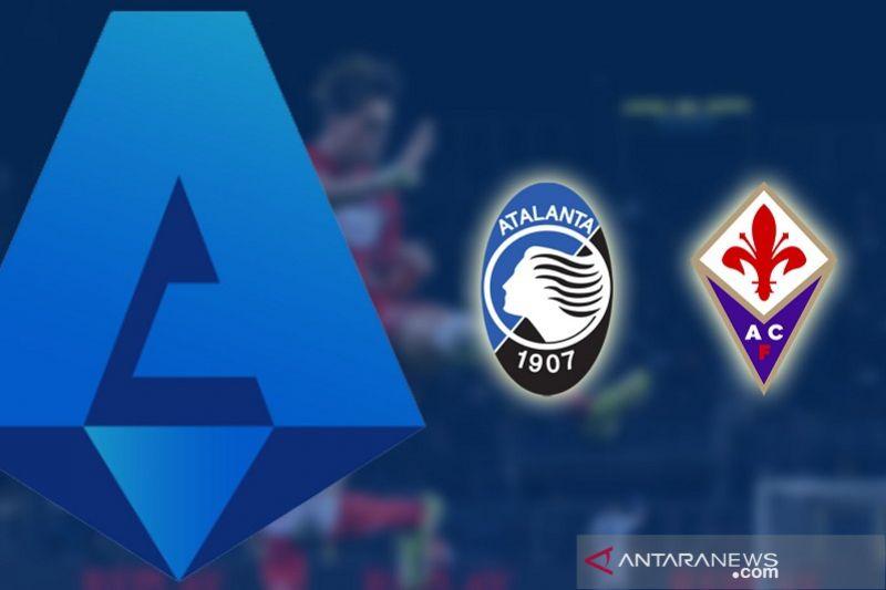 Dua penalti Dusan Vlahovic pimpin Fiorentina pecundangi Atalanta