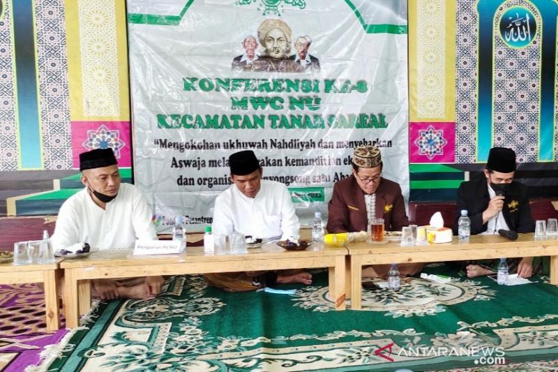 Ketua PCNU-Rois Syuriah Kota Bogor hadiri konferensi MWC