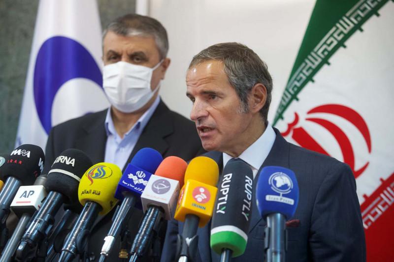 IAEA: Kesepakatan dengan Iran buka peluang pembicaraan baru nuklir