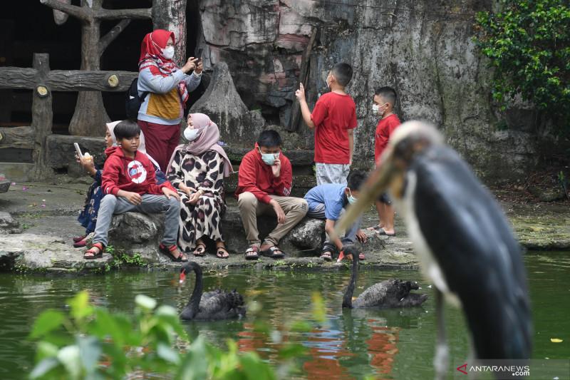 Wagub harap level PPKM Jakarta bisa turun lagi