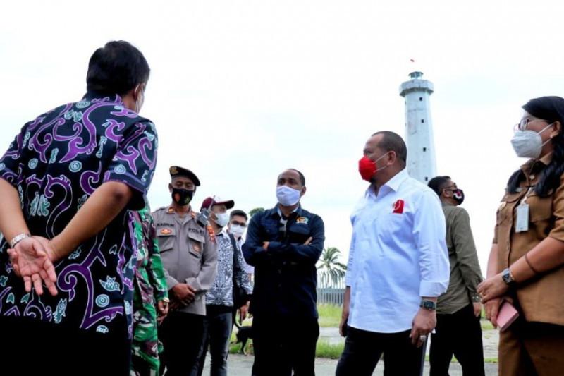 Ketua DPD RI: Perlu langkah konkret majukan ekonomi daerah perbatasan