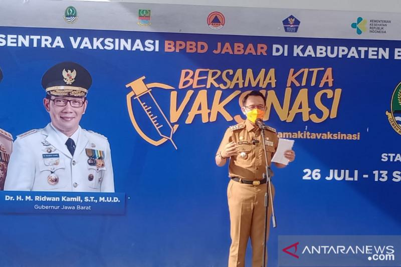 Kabupaten Bekasi siapkan gerai vaksinasi RW