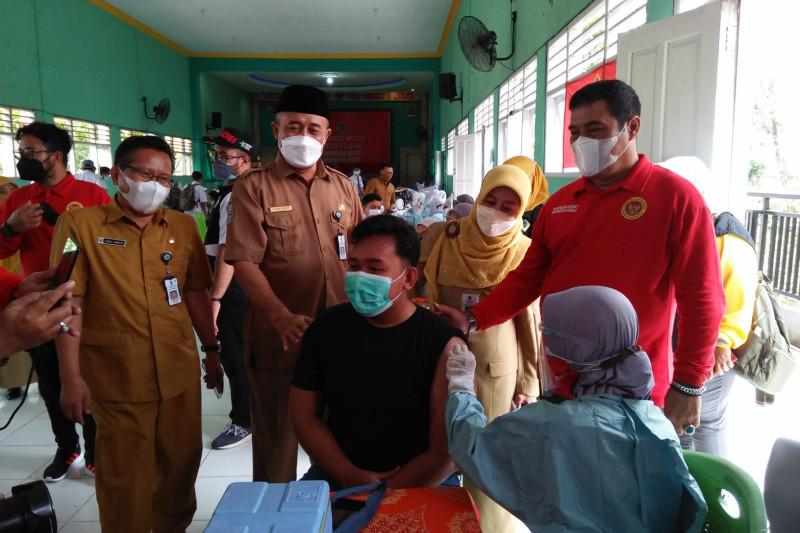 BIN Jatim selenggarakan serbuan vaksinasi untuk pelajar di Gresik