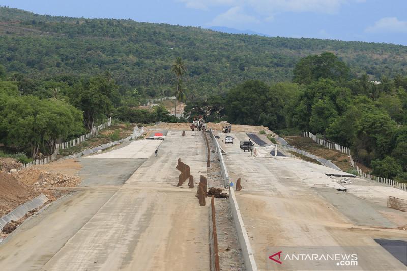 Pembangunan tol Sigli-Banda Aceh terus dikebut