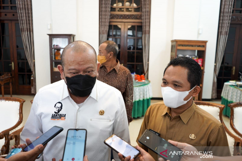 Ketua DPD kunjungan kerja untuk serap aspirasi di Lumajang