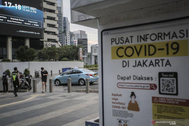 PPKM Jawa-Bali berlanjut hingga 20 September, Bali turun level