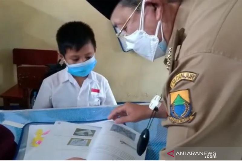 Terjadi penurunan kualitas pendidikan saat pandemi di Cianjur-Jabar