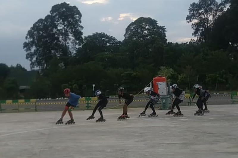 Aceh targetkan medali cabang sepatu roda di PON Papua