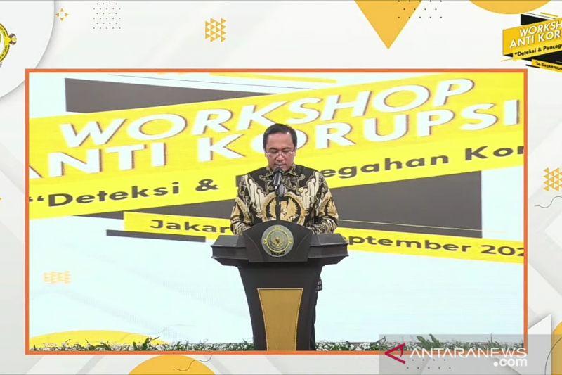 BPK: Dibutuhkan manajemen risiko untuk cegah korupsi keuangan negara