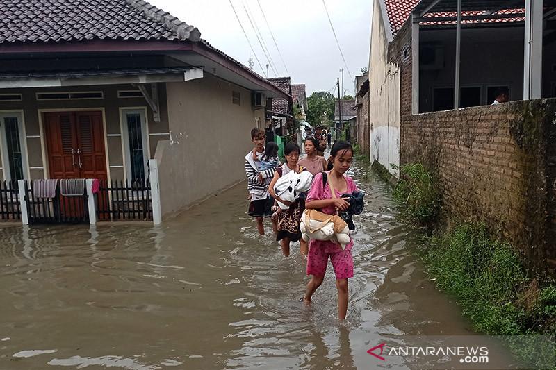 BPBD Lebak sebut 16 kecamatan langganan banjir